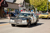 "Old Sheriff""s Patrol Car — Stock Photo"