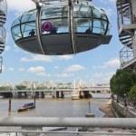 Постер, плакат: London Eye Pod
