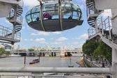 London Eye Pod — Stock Photo