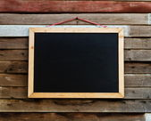 Blackboard. — Stock Photo