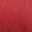 Crocodile red bone skin texture background. - Stock Photo