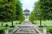 Kinesiskt tempel. — Stockfoto