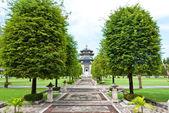 čínský chrám. — Stock fotografie