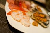 Thajské jídlo — Stock fotografie