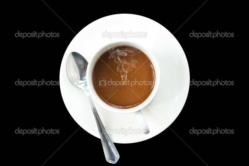 Cup of cofee — Stock Photo #11558839