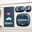 Switch in the car for open window — Stock Photo #11715064