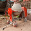 Concrete mixer — Stock Photo #11744431