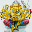 The Largest in the World of Lord GANESHA Statue. - Stock Photo