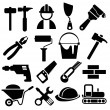 Royalty-Free Stock Vector Image: Construction set
