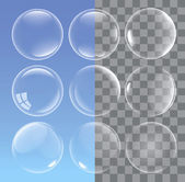 Vector bubbles — Stockvector
