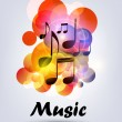 Vector music — Stock Vector #11266384