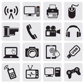 ícone de tecnologia — Vetorial Stock