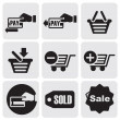 Vetorial Stock : Payment icons