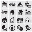 Real estate set — Stock Vector #11585715
