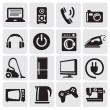 Devices icons set — Stock Vector #11753770