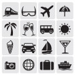 Tourism set icins — Stock Vector #11753783
