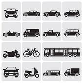 Ensemble de transport — Vecteur