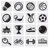 Jeu de sport — Vecteur