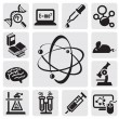 Science set — Stock Vector #12096495