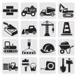 Construction set - Stock Vector