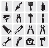Construction tools — Vector de stock