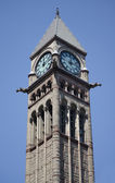 Tower of Old City Hall in Toronto — Stock Photo