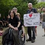 ������, ������: Trans March: Torontos Pride Festival 2012
