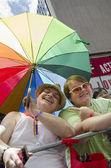 Pride Parade Toronto, 2012 — Stock Photo