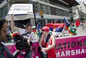 Pride Parade Toronto, 2012 — Fotografia Stock