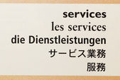 Services - Dictionary Series — Stok fotoğraf