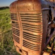 Antique Farm Equipment — Stock Photo