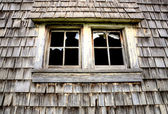 Exterior Abandoned House — Stock Photo