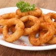 Fried onion rings — Stock Photo #12071112