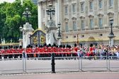 Queen's Guards — Stock Photo