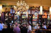 Traditional English pub — Stock Photo
