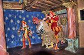 Madame Tussaud's museum — Stock Photo