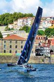 Extreme Sailing Series Porto July 2012 — Stock Photo