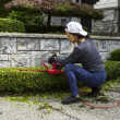 Yard Work at Home — Stock Photo #11098111