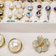 Organized Jewelry Box — Foto de Stock