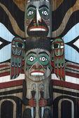 Totem Pole — Stock Photo