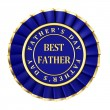 Award best father — Stock Photo #11030758