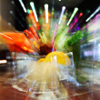 bunte cocktails — Stockfoto #10738711