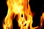 огонь обои — Стоковое фото