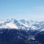 Top of mountains — Stock Photo #10887862