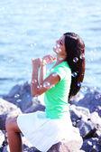 Sea relax — Stock Photo