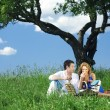 Royalty-Free Stock Photo: Picnic