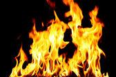 Ogień piekło — Zdjęcie stockowe