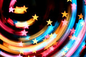 Disco sterren — Stockfoto