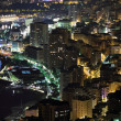 Stock Photo: Monte Carlo night scene