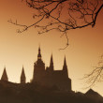 Prague castle — Stock Photo